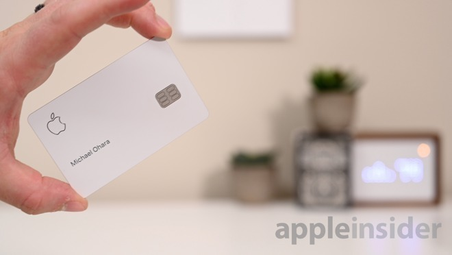 Wallet app hints at imminent Apple Card iPhone installment plan launch