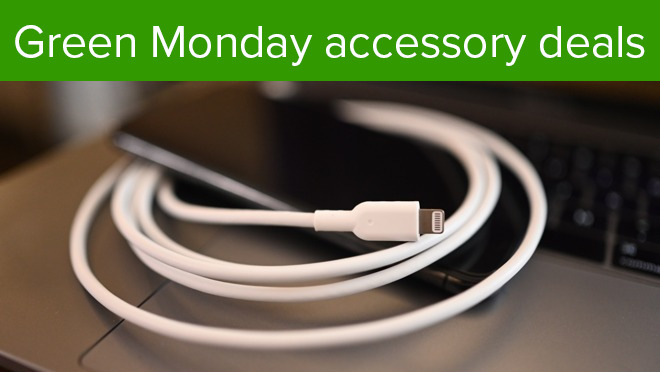 Green Monday Apple accessory deals