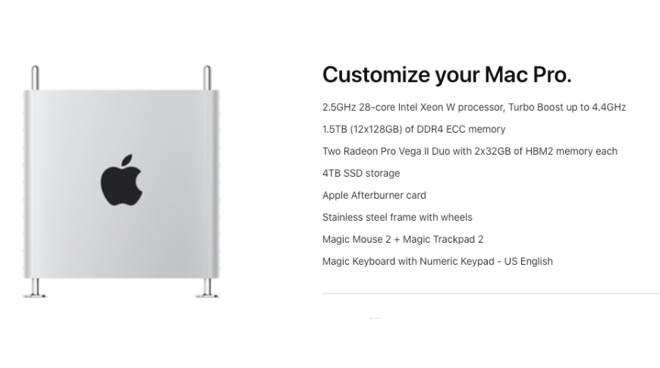 Maxing out the new Mac Pro