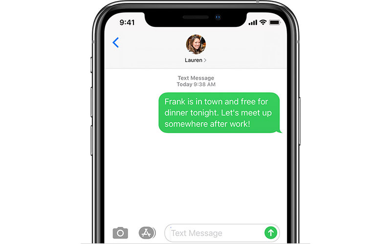 Apple sued over iMessage support for SMS embedded links