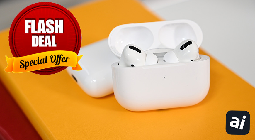 Amazon reissues popular Apple AirPods Pro discount
