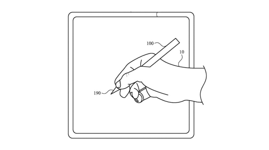 Apple Pencil could better simulate drawing on paper with haptic feedback