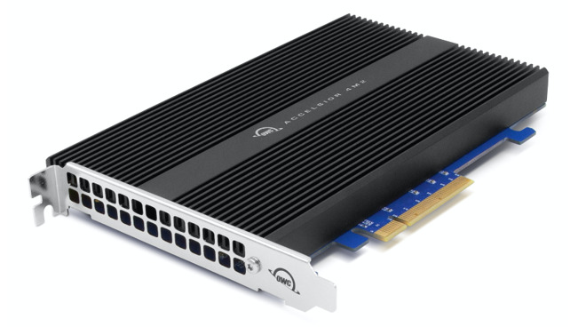 OWC Accelsior 4M2 SSD