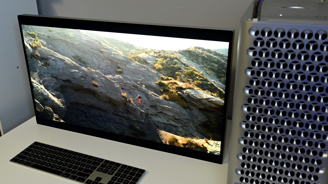 Pro Display XDR has great HDR support