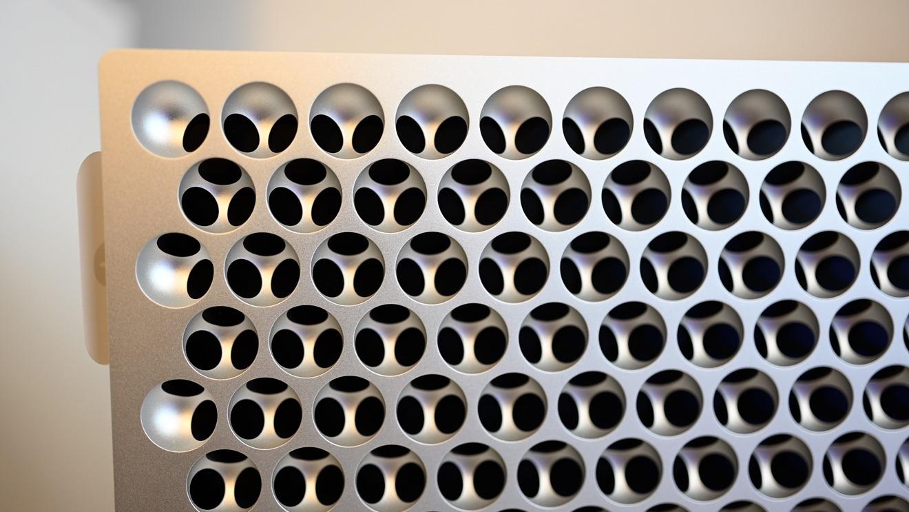 Pro Display XDR lattice
