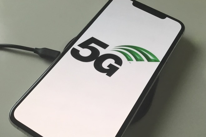 Apparently just because you and we really want 5G, that doesn't mean anyone else does.