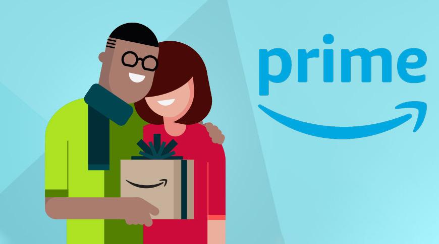 Amazon Prime gift membership