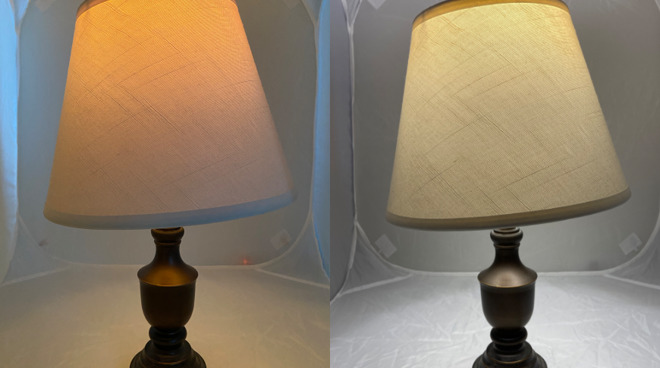 The SmartGlow Color Bulb offers plenty of customization options for both brightness and color temperature