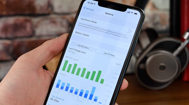 OLED screens like this on the iPhone 11 Pro are costly and having multiple suppliers should reduce the expense