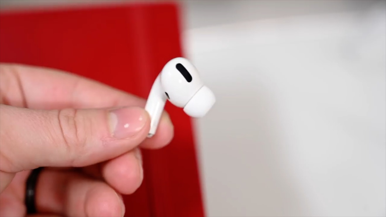 AirPods Pro individual earbud