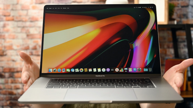 November 2019 was all about the 16-inch MacBook Pro