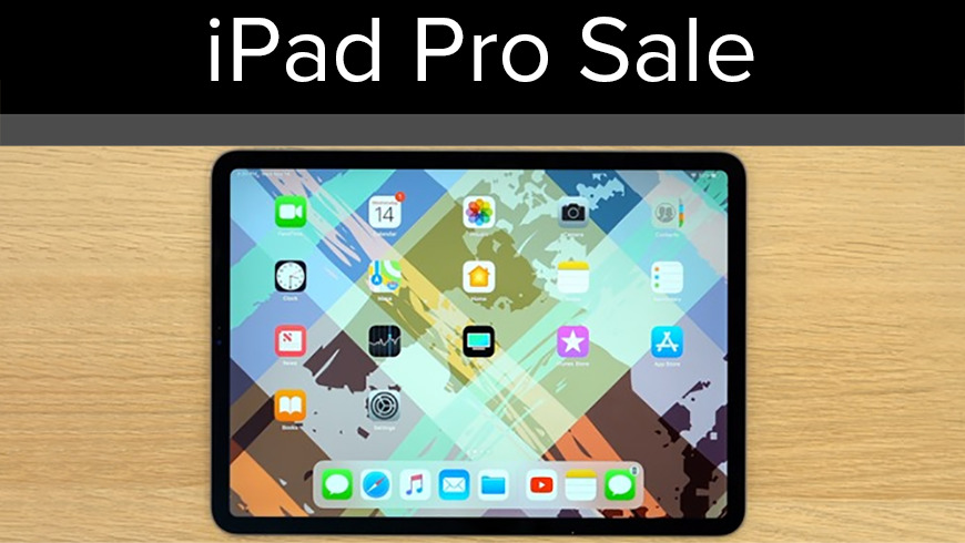 Apple iPad Pro deals at Amazon