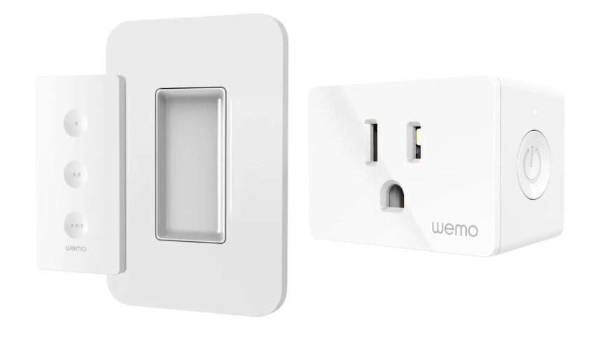 Wemo Stage and Wi-Fi Smart Plug