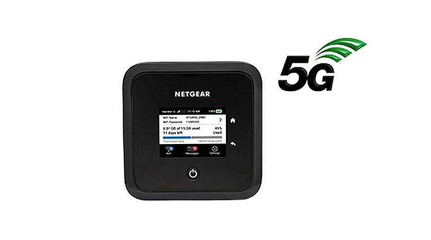 Nighthawk M5 5G Wi-Fi 6