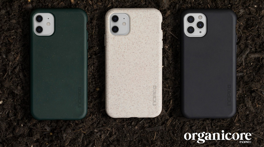 Incipio Organicore biodegradable phone cases