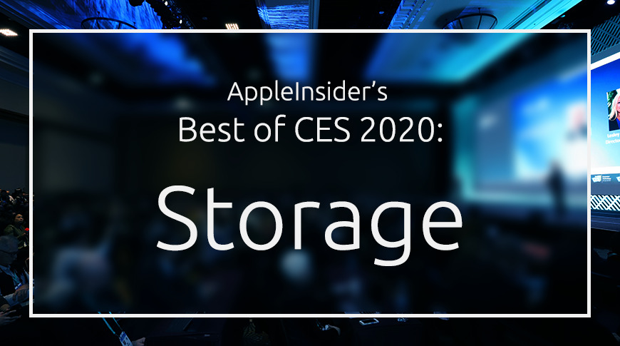 Image of article 'CES 2020: Best of hard drives and SSDs'