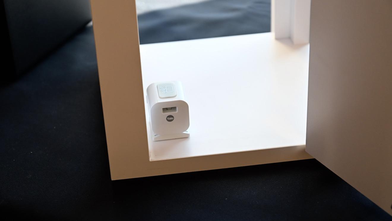 Yale Smart Cabinet Lock