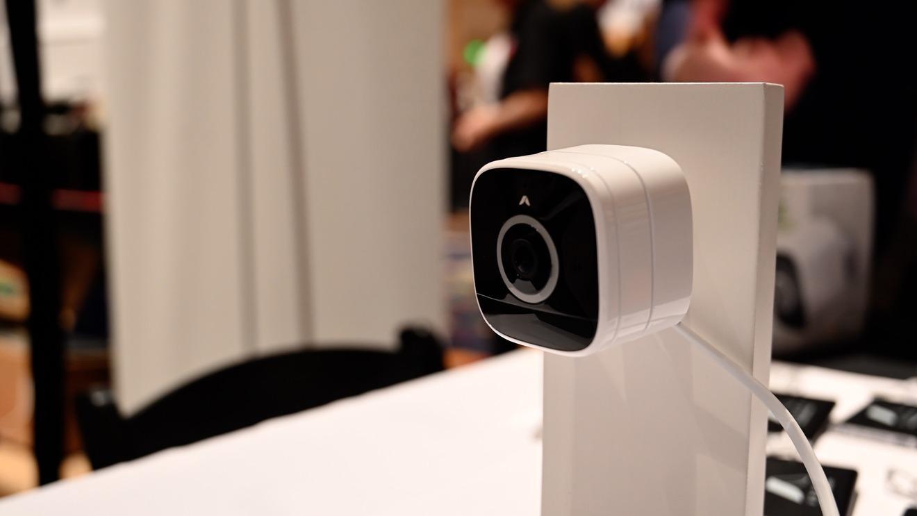 Abode indoor/outdoor camera
