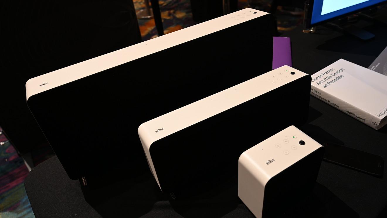 Braun speakers