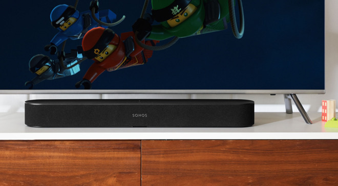 A Sonos speaker specifically for TV sets