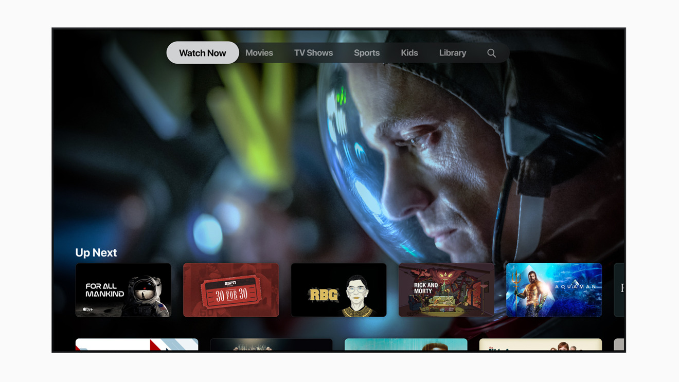 Apple TV+ and the Apple TV app