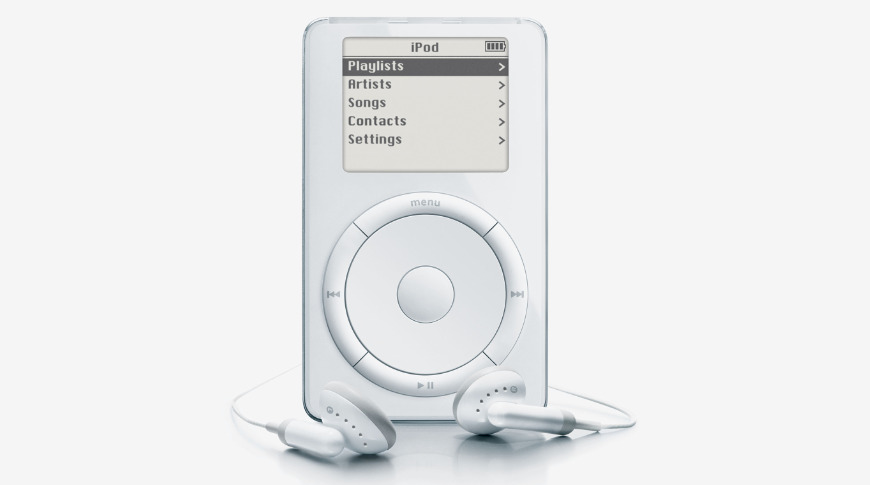 photo of First iPod went from conception to shipping product in ten months image