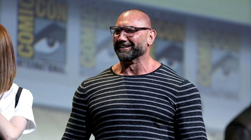 photo of 'Guardians of the Galaxy' star Dave Bautista to join Apple TV+ 'See' image
