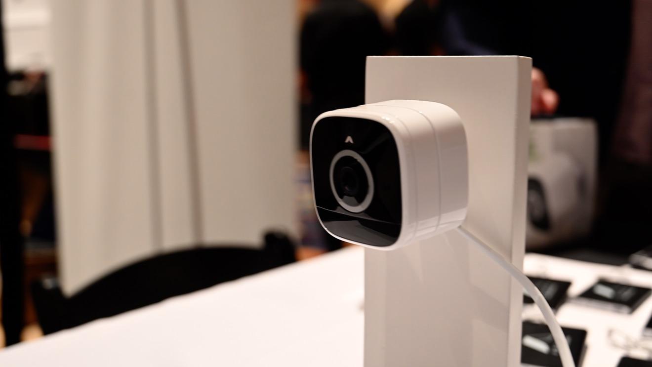 Abode Indoor Outdoor Camera