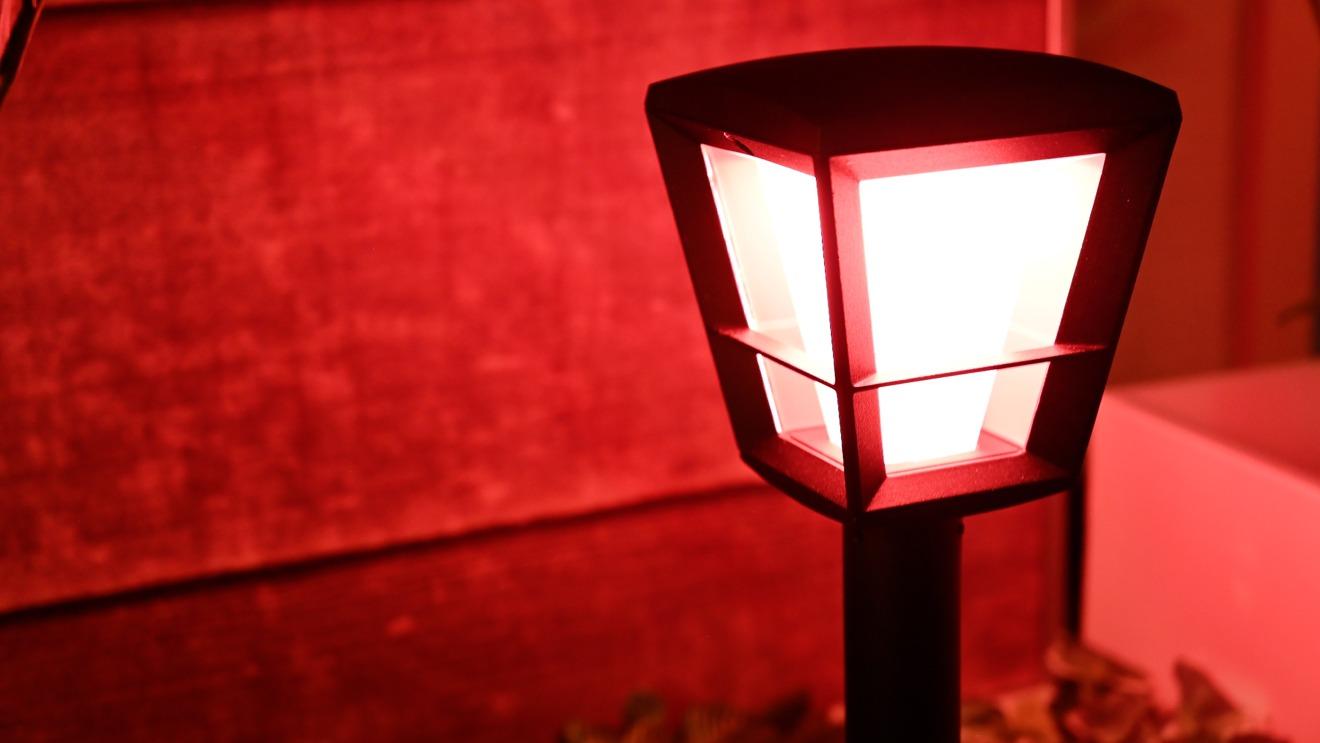 Hue Econic path light