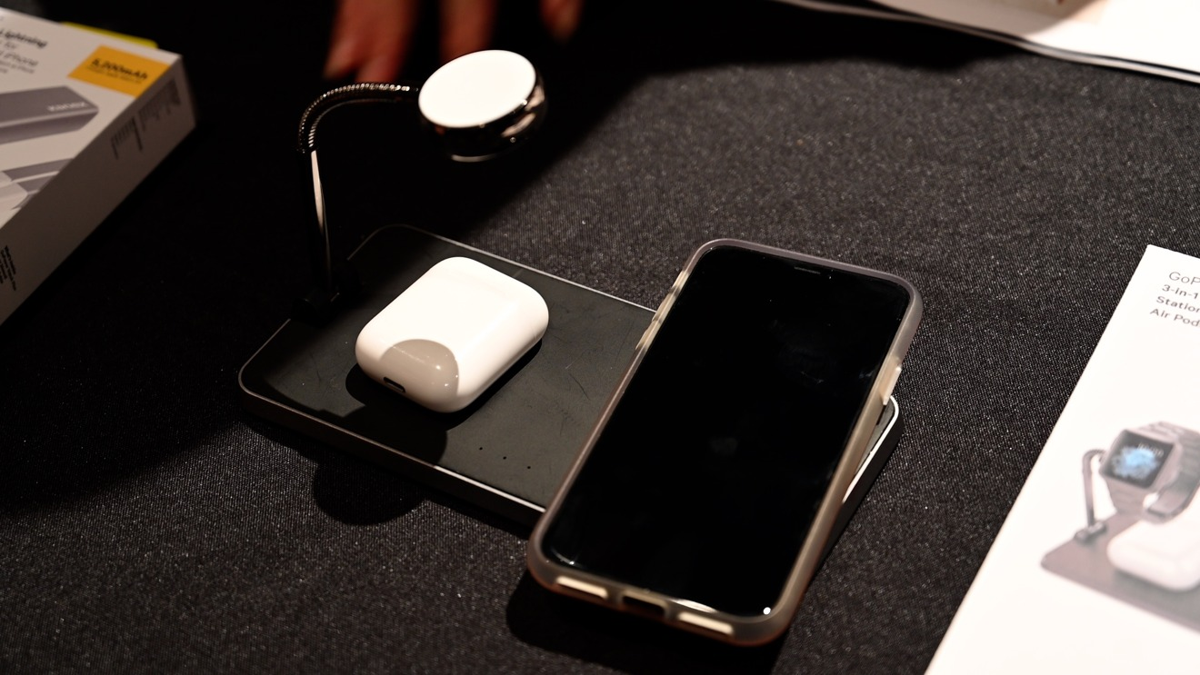 Kanex multi-device wireless charger
