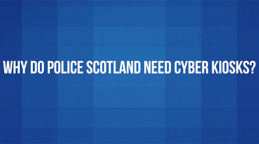 photo of Scotland police don't seem to have any problem getting data off locked iPhones image