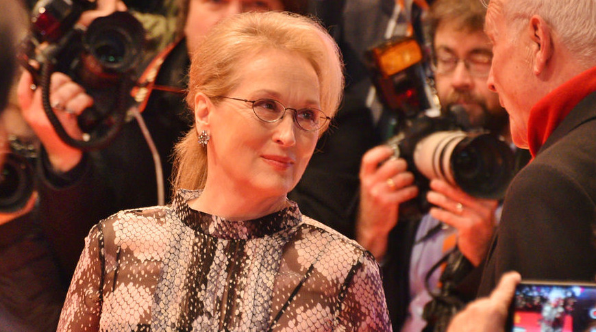 photo of Meryl Streep is to narrate an animated Earth Day special for Apple TV+ image