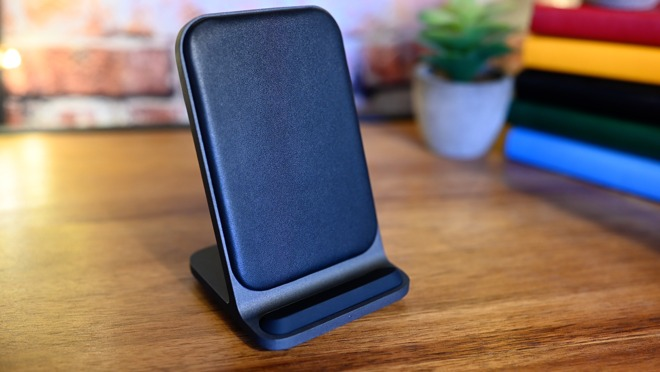 Review Nomad Base Station Stand Elevates Wireless Charging Appleinsider