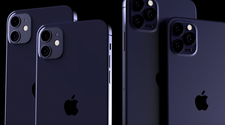 Leak suggests Apple may replace Midnight Green with Navy Blue in iPhone 12