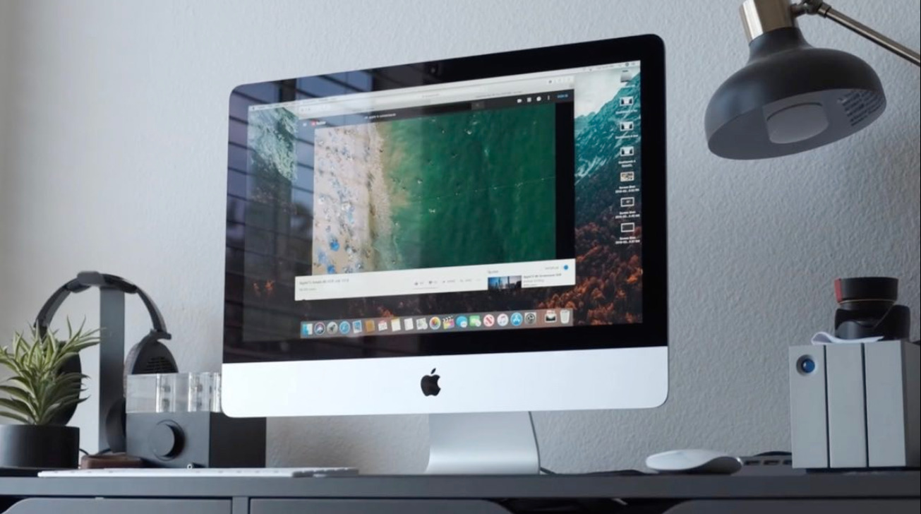 Apple working on radical iMac redesign using single sheet of glass