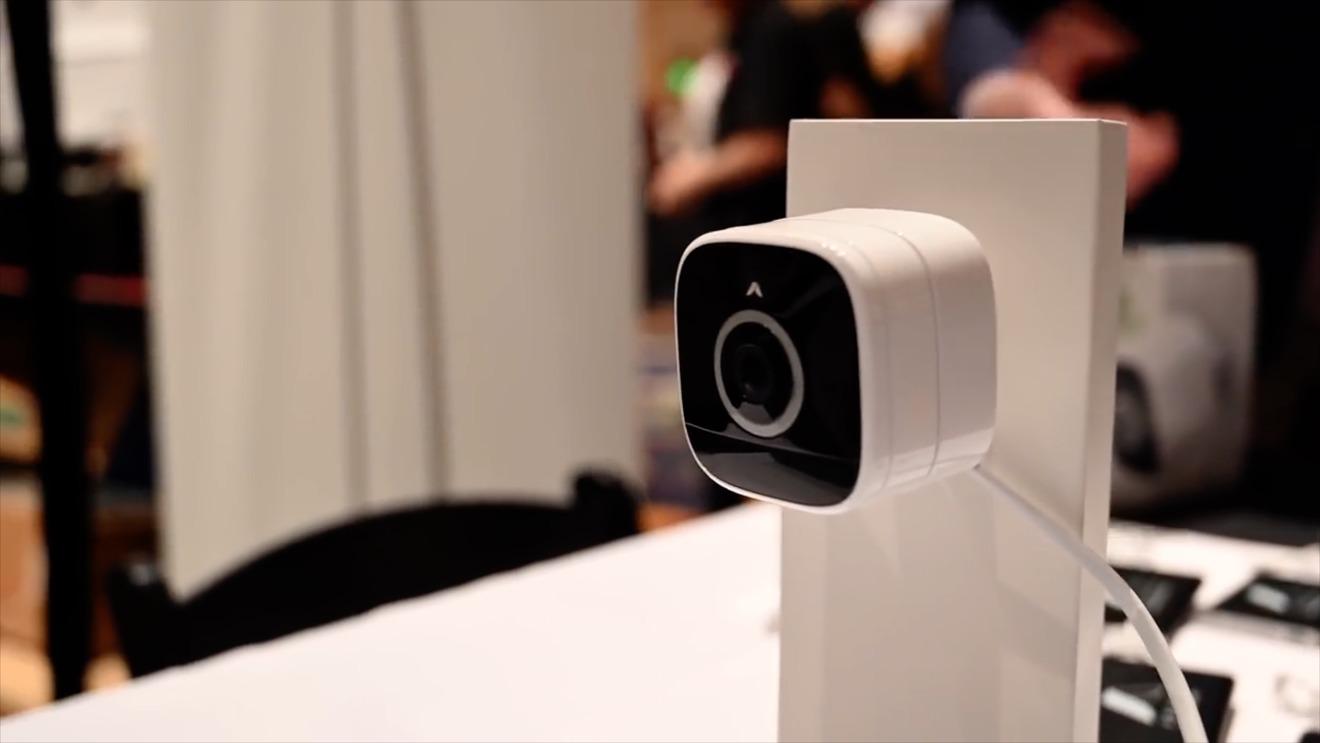 Abode Indoor Outdoor HomeKit camera