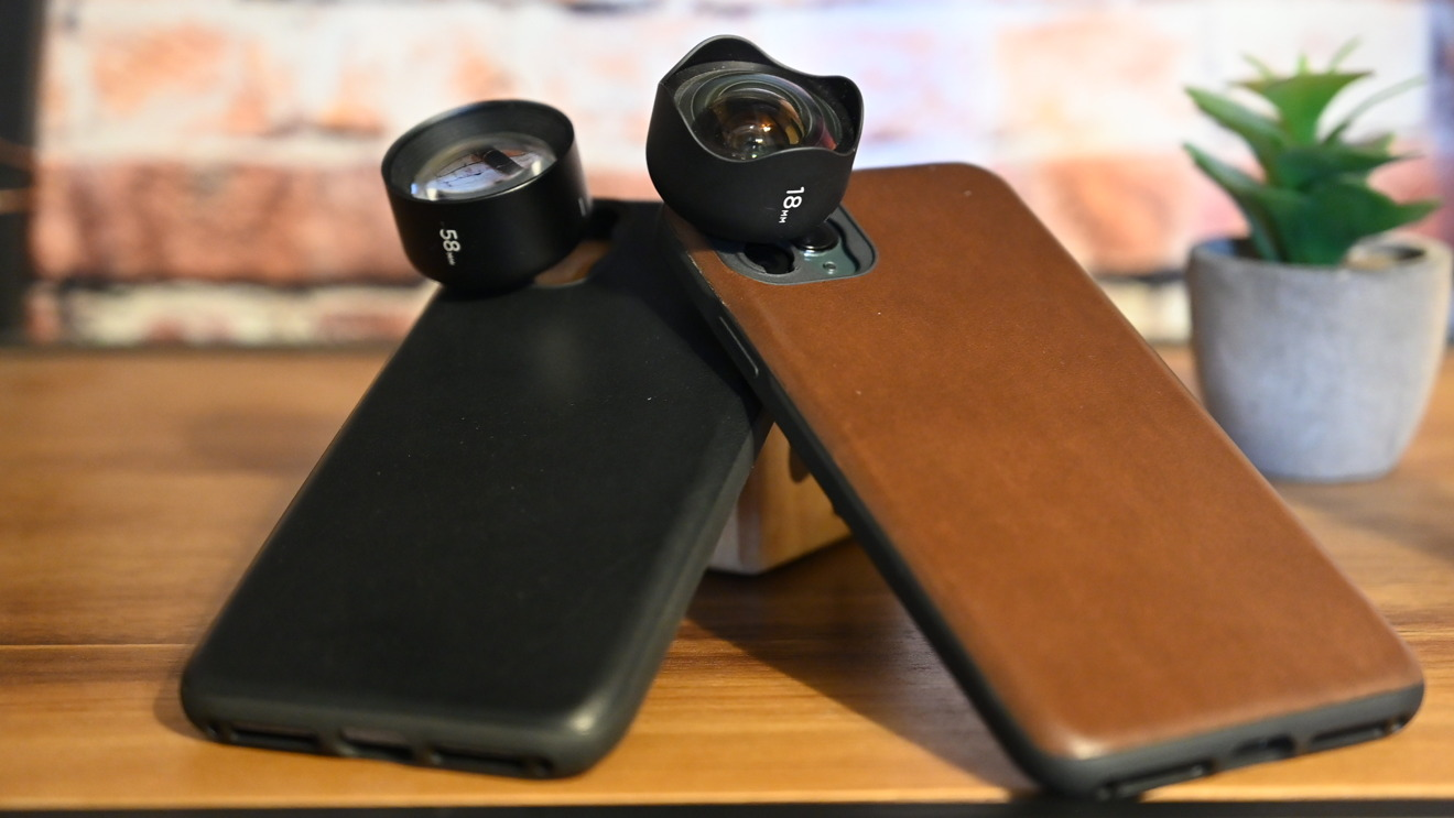 Nomad's Rugged Case comes in black and brown