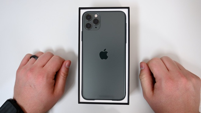 iPhone 11 Pro, most often produced at Foxconn's Henan facility