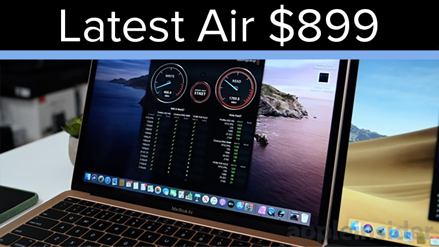 Apple MacBook Air deal