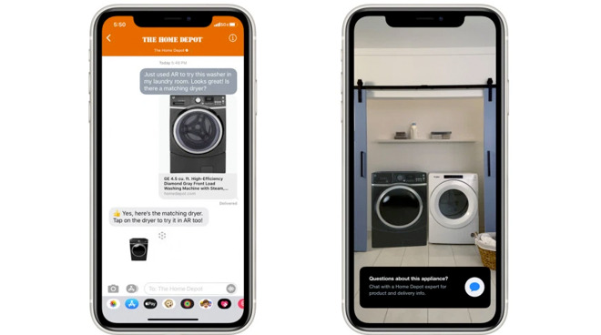 Apple Expands AR 'Quick Look' Shopping Tools to Major Retailer Sites