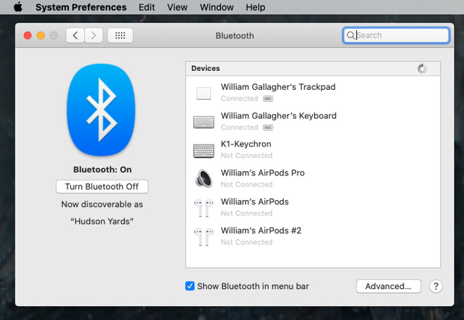 How To Connect Airpods To Macbook Pro Appleinsider