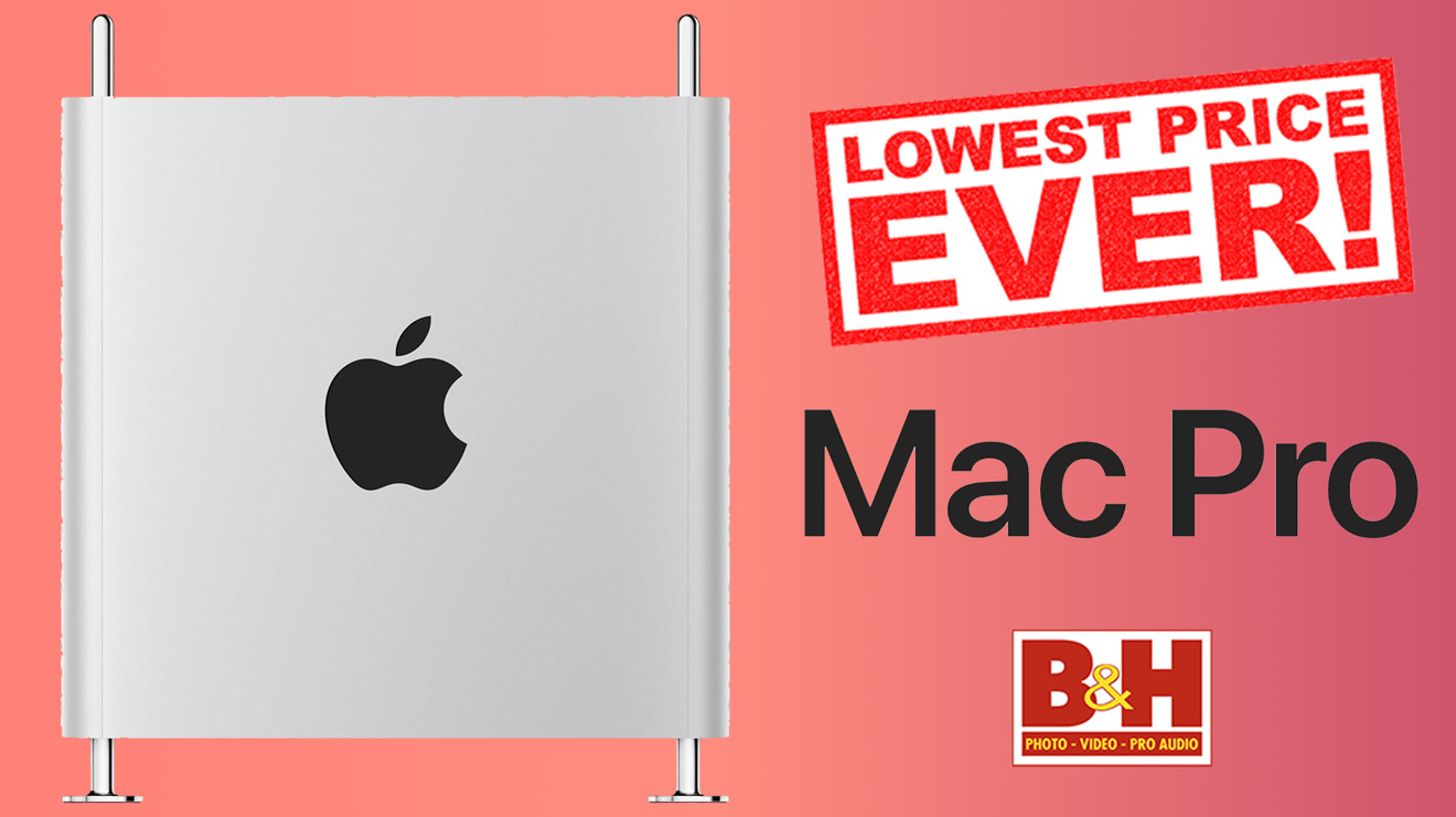 photo of These Mac Pro configurations are hottest among Pros, and B&H's deals deliver up to $1000 off image