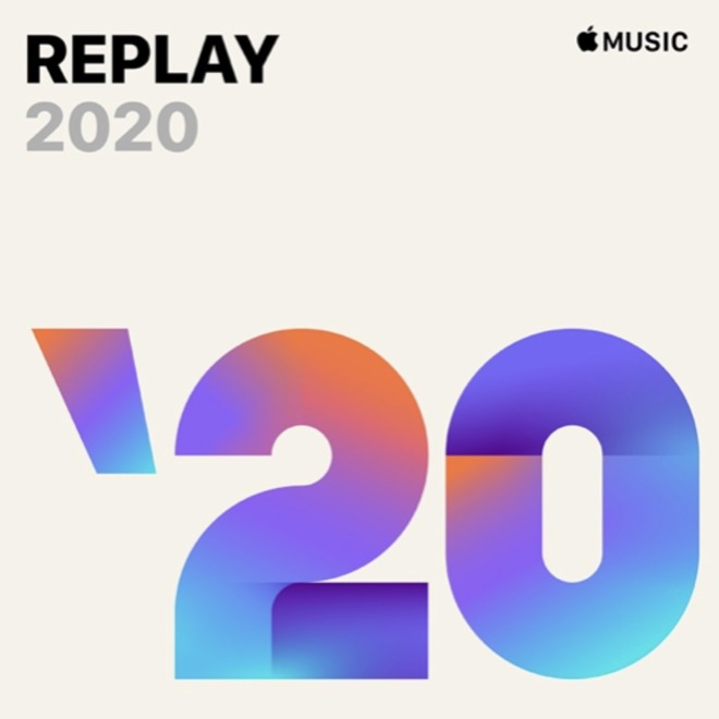 Apple Music Replay has been updated to create a 2020 Replay playlist