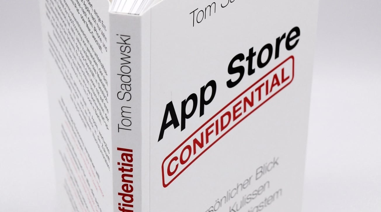 Apple demands pull of tell-all App Store book over confidentiality issues