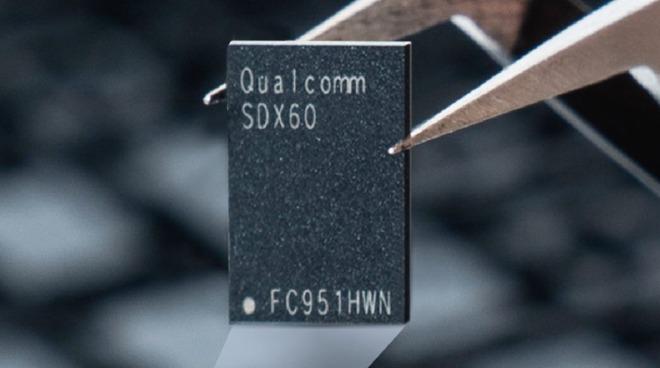 Qualcomm Snapdragon X60 5G modem