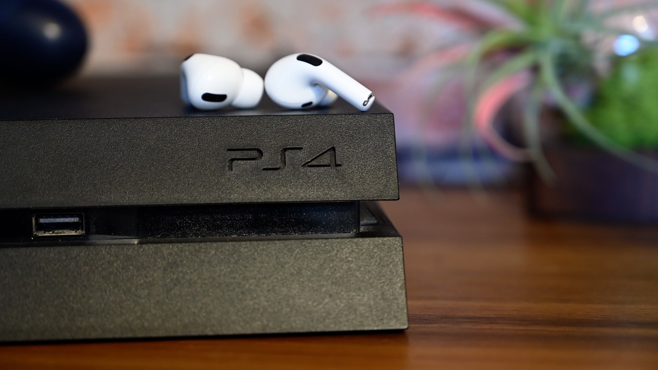 How to pair your AirPods or AirPods Pro with a PlayStation 4