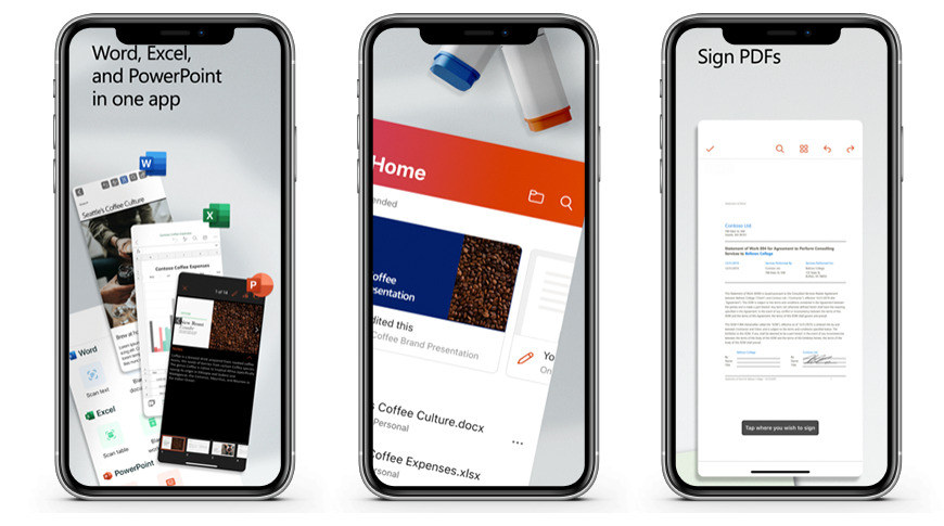 New Microsoft Office iOS & iPadOS app unifies Excel, PowerPoint, Word