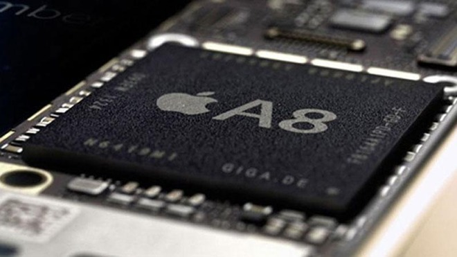 A8, A8X: How Apple's custom silicon hit Samsung with a one-two punch