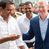 Apple CEO Tim Cook confirms first India Apple Store will open in 2021