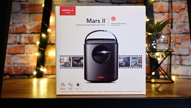Anker Mars II box